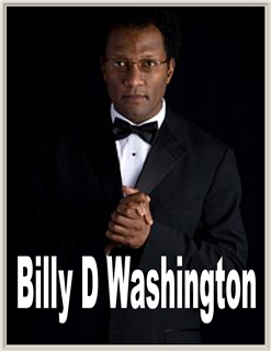 Billy D Washington