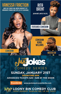 JustJokes Comedy Series