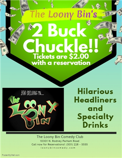 Two Buck Chuckle  9-18-19