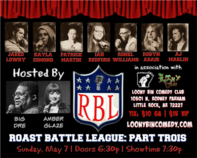 Roast Battle League: Part Trois